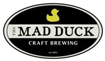 Mad Duck Craft Brewing Logo