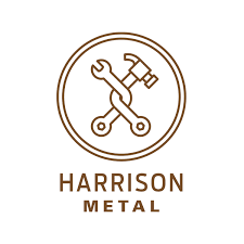 Harrison Metal Logo